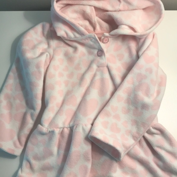Carter's Other - Girls heart pullover